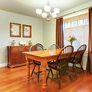 Wood Flooring in Springfield, MO